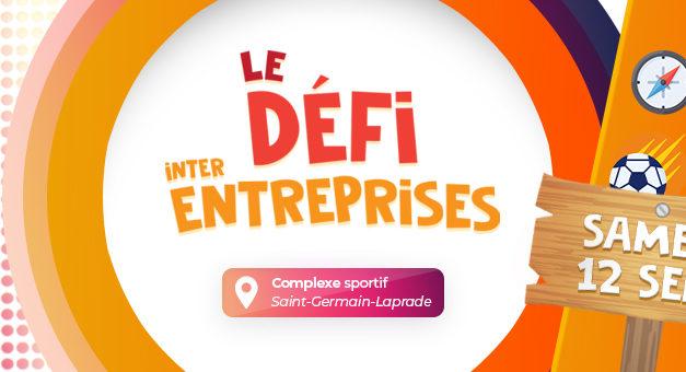 Le défi inter-entreprises 2020 de l'agglomération du Puy-en-Velay